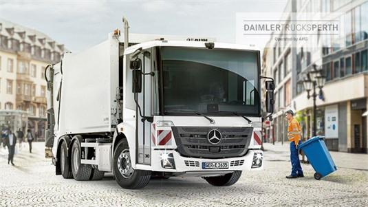Mercedes Benz Econic 2635 6x2/ 4 VLA