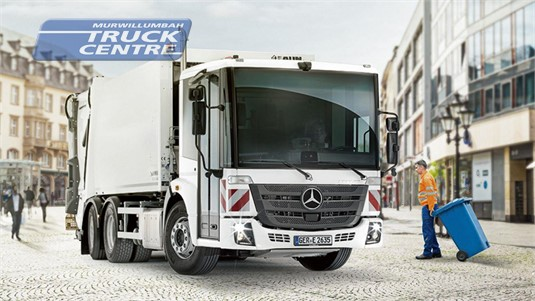 Mercedes Benz Econic 2635 6x2/ 4 ENA