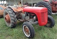 222 Lots   Massey Fergusen Tractor, Cadillac Eldorado