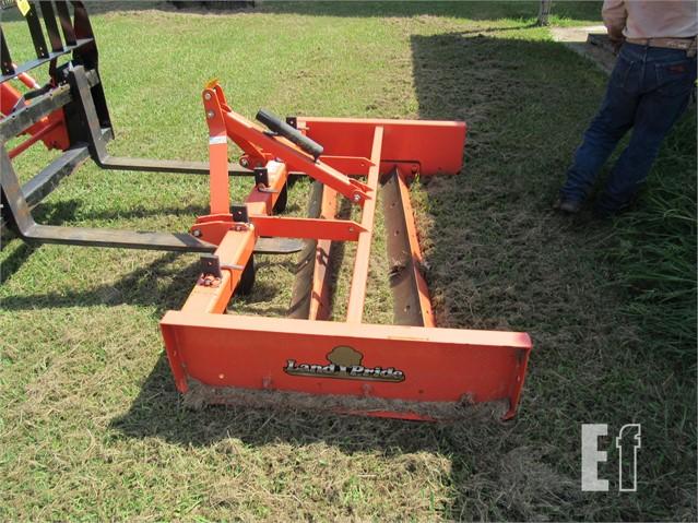EquipmentFacts com | LAND PRIDE GS1572 Blades/Box Scraper