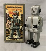 Zoomer the Robot. Boxed.