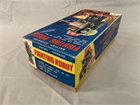 Fighting Robot. Battery Operated Box.