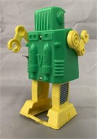 Wind Up Super Robot. Sparkling.