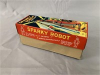 Wind Up Sparky Robot.