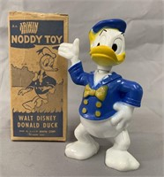 Boxed Irwin Donald Duck Noddy Toy