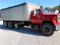 ONLINE ONLY FARM MACHINERY, Tractor, Trucks & More