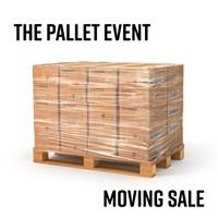 The Moving Sale - The Pallet Auction! Pt. 2