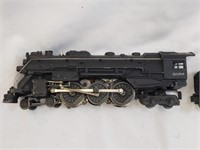 Lionel Lines Train Steam Engine 2056 With Car