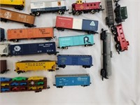Small N Gauge Train Sets With Accessories
