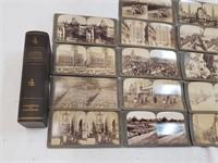 Antique Belgium Stereoview Cards