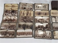 Antique Bernese Alps Stereoview Cards