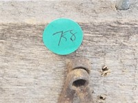 Handmade Folk Art Wall Décor Cast Iron Sign