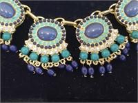 Blue Bella Del Mar Deluxe Jewelry Set