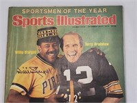 1979 Willie Stargell Signed Sports Illustrated