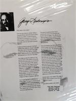 1999 Signed Mark McGwire Print
