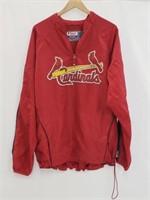 Saint Louis Cardinals Wind Breaker Jacket