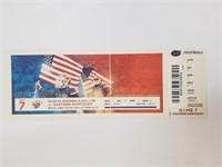 (2) 1995 SEC Football Championship Tickets
