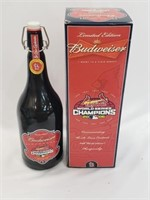 2006 Budweiser Limited Ed. World Champs Beer