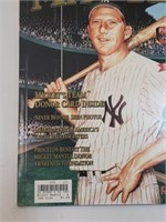 Mickey Mantle Special Ed. Foot Locker Magazine
