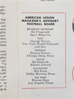 Vintage 1950 Football Forecast For 50 Article