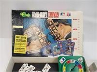 Classic Major League Baseball Trivia Board Game
