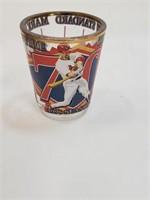 1998 Mark McGwire New Standard Shot Glass