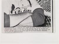 1967 Red Schoendienst Press Release Photograph