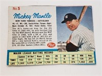 1962 Mickey Mantle Post Card #5