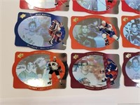 (38) 1-50 1996-97 Upper Deck SPX Holo Cards