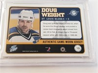 2002-03 Doug Weight Pacific 10 Mint
