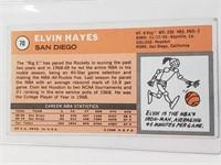 1968 Elvin Hayes Topps #70