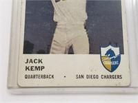 1961 Jack Kemp Fleer #155