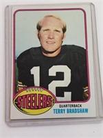 1976 Terry Bradshaw Topps #75