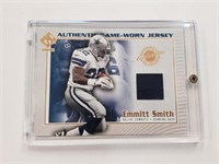 2002 Emmitt Smith PS Relic Card #40