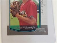 2000 Adam Wainwright Bowman #93