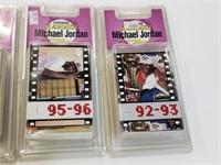 (6) Michael Jordan And Basketball Cards Packs