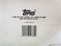 1989 Topps Big Baseball Cards Bo Jackson