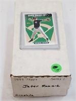1993 Topps Series 1 Complete Baseball Cards Set