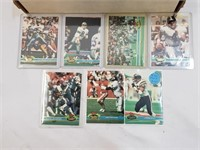 1991 Stadium Club NFL Cards