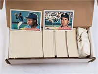 Large Lot Of 1988 Big Topps Baseball Cards