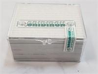 1992 Gridiron Sealed Football Card Set