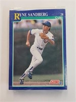1991 Score Baseball Cards Cubs Team Set