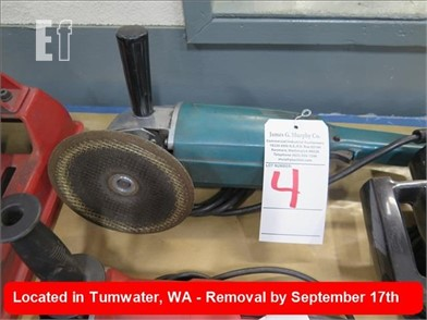 MAKITA Other Online Auctions - 2 Listings | EquipmentFacts