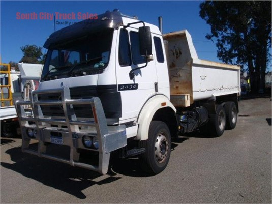 1996 Mercedes Benz 2434 South City Truck Sales - Trucks for Sale