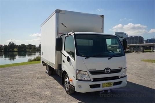 2016 Hino 300 Series Suttons Trucks  - Trucks for Sale
