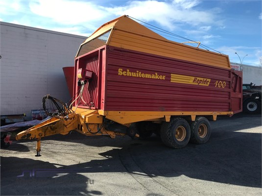 2001 Schuitemaker other - Farm Machinery for Sale