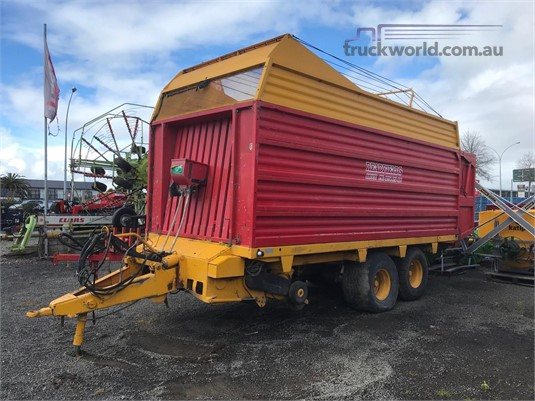 2002 Schuitemaker other - Farm Machinery for Sale