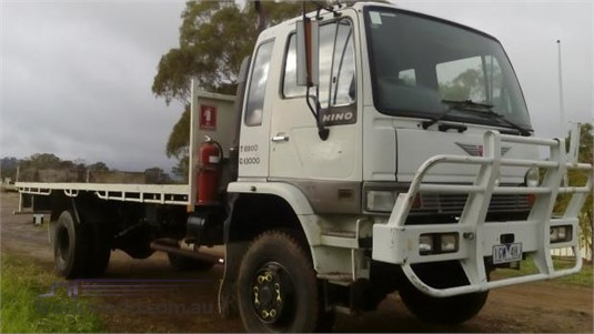 1993 Hino Ranger GT17 - Trucks for Sale