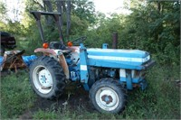 Ford 1710 Compact Diesel 4x4 Tractor