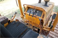 John Deere 450E Long Track Bulldozer